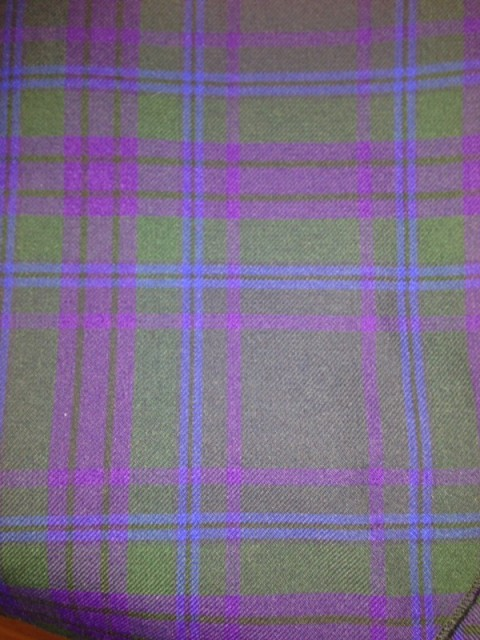 Spirit of Scotland runner. £5 each to hire, replacement value £20.00