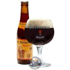 This 'Paterke' is a chestnut coloured dark beer with a high fermentation (6.7 alcohol content) and a full taste.