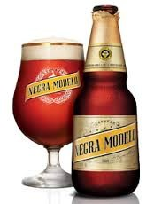 Modelo Negra This dark vienna-munich type beer has had extraordinary acceptance in international markets