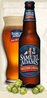 Sam Adams Ale Boston Lager is a Vienna Lager style beer