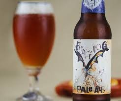 Flying dog Grassy, citrus, and slight perfume hop aromas with subtlety sweet malt body