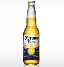 Corona a pale lager produced by Cervecería Modelo in Mexico