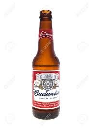 Budweiser an American-style pale lager