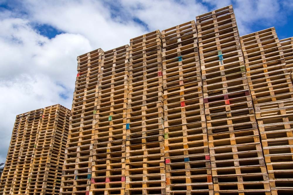 Our Standard size Pallets