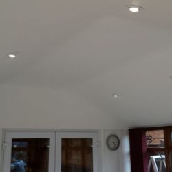 MR AND MRS BODEN INTERNAL FINISH WITH ADJUSTABLE LED DOWN LIGHTS