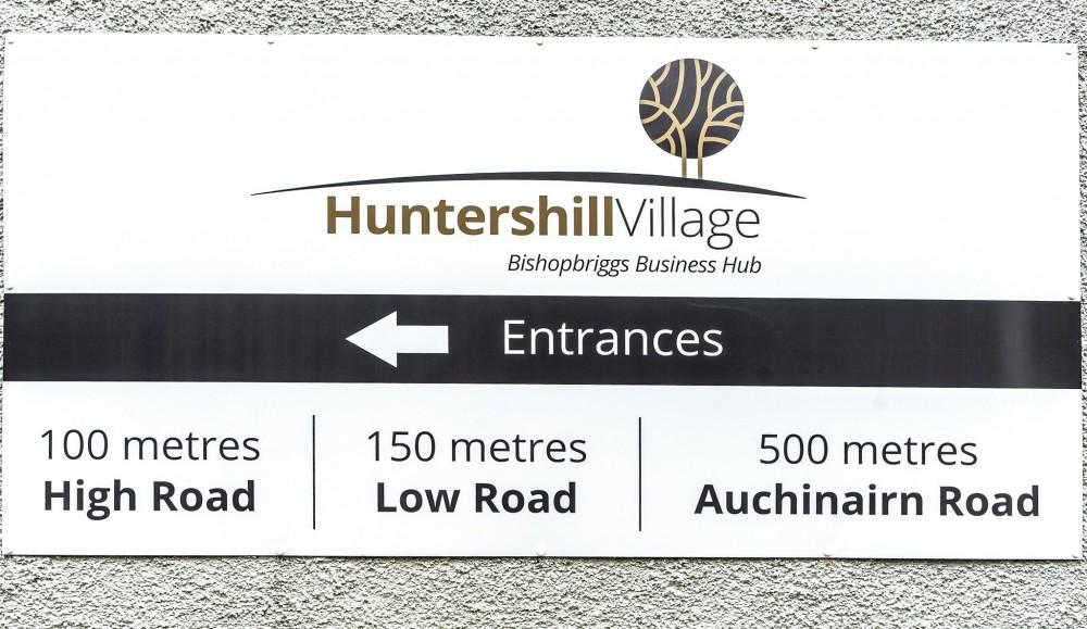 Huntershill Village Gallery