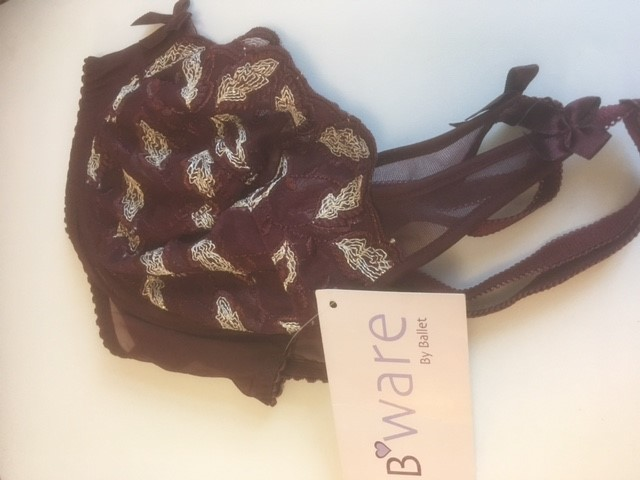 for sale  brand new with tags ruby 34D bra  £5  ref 19