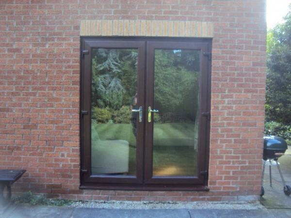 Rosewood French Door