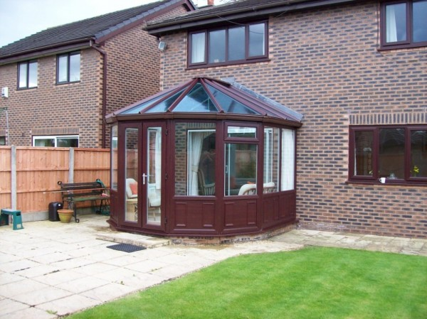 Rosewood Victorian Conservatory Victorian