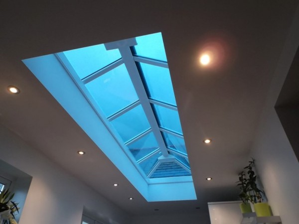 Lantern Glass Roof