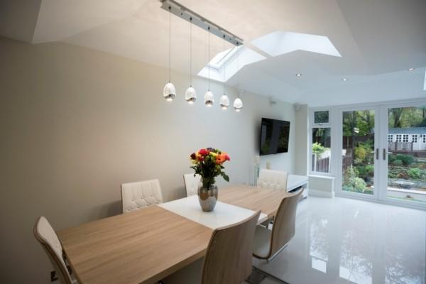 Lightweight solid roof