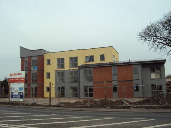 Grey Frames (offices Kirkham)