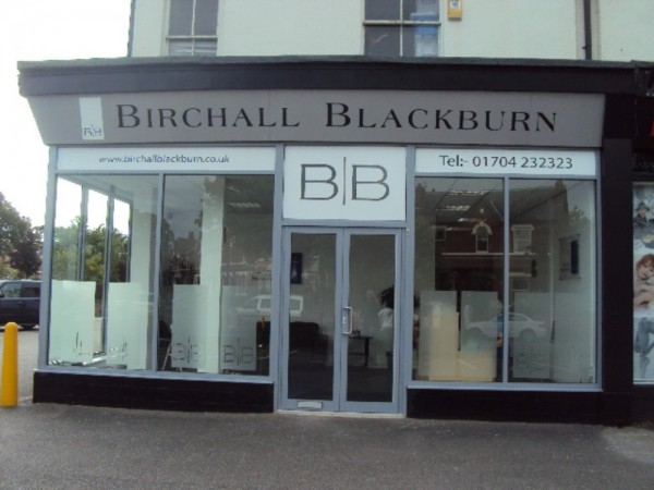 Grey UPVC Windows & Grey Aluminum Doors (Shop Southport)