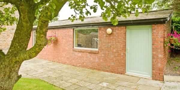 Chartwell Green UPVC Door
