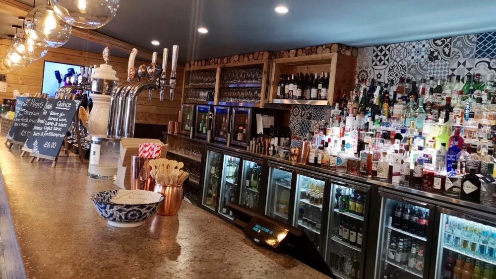 Our bar
