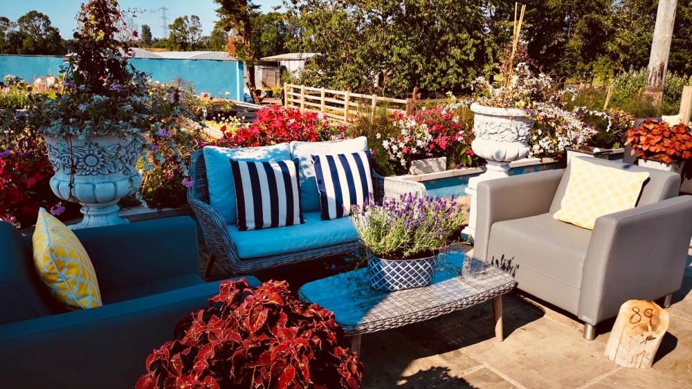 Summer seating