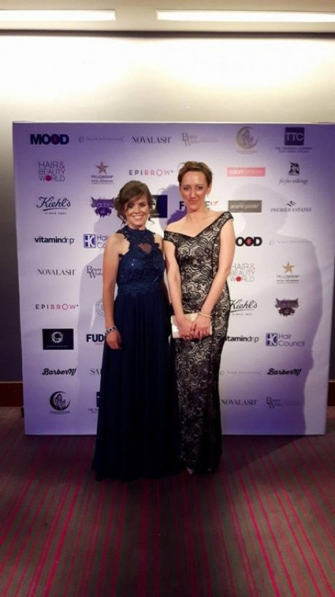 Scottish Hairn & Beauty Awards 2016
