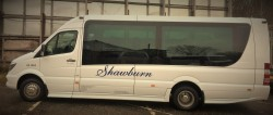 Mercedes 19 Seater