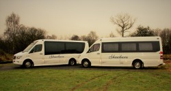 Mercedes Sprinter 16 & 19 Seaters