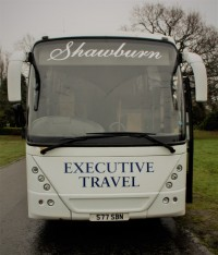 52 Seater Volvo Coach