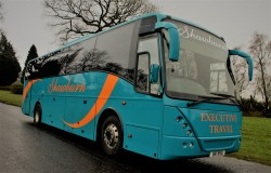 49 Seater Volvo Coach