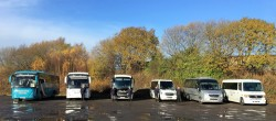 Our Fleet and Professional Drivers