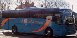49 Seater Volvo Coach