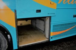 49 Seater Volvo Coach Luggage Space