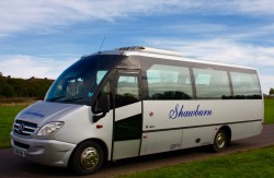 Mercedes 29 Seater