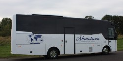 Luxury 35 Seater Mercedes