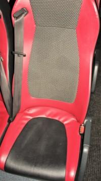 16 Seater Mercedes Sprinter Interior View