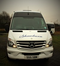 Mercedes Sprinter 19 Seater