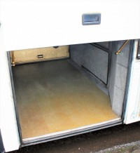 52 Seater Volvo Coach Luggage Area