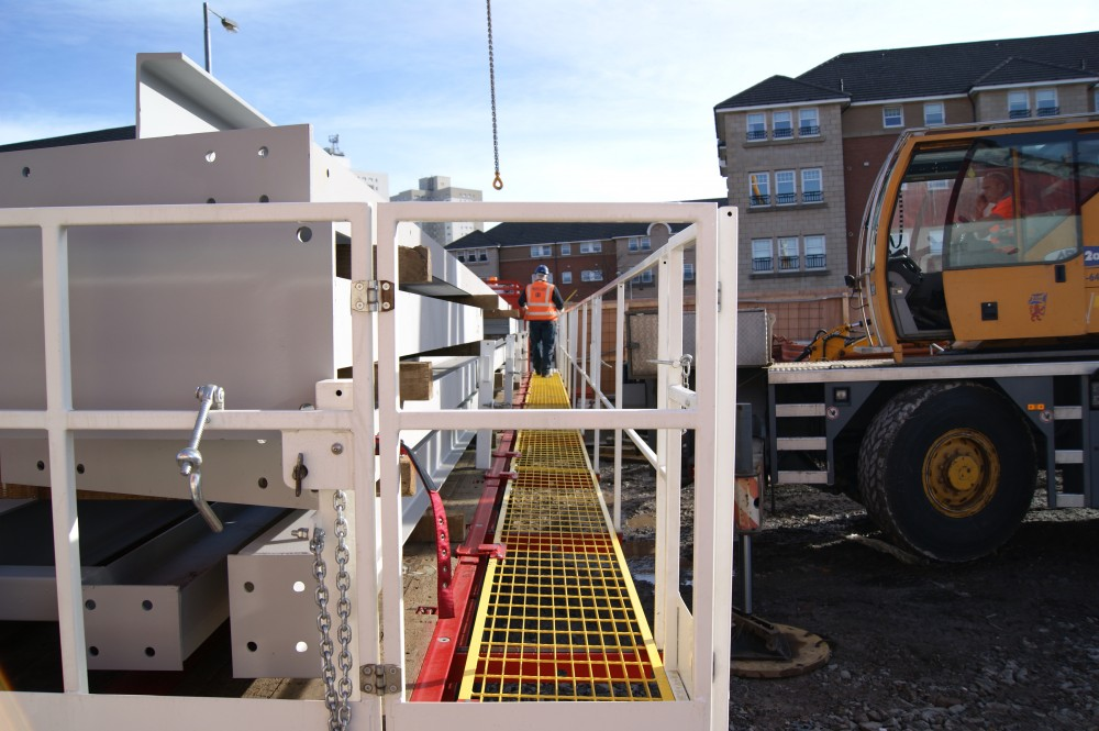 Trailer Safety System - Unloading