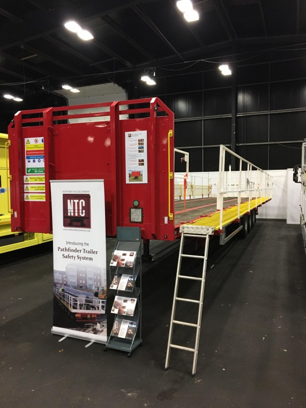 NTC Safety System at Road Expo 2017
