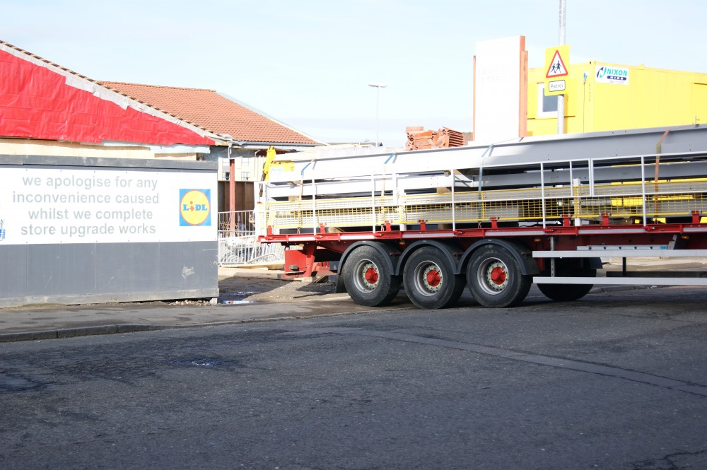 Trailer Safety System -Restricted Access