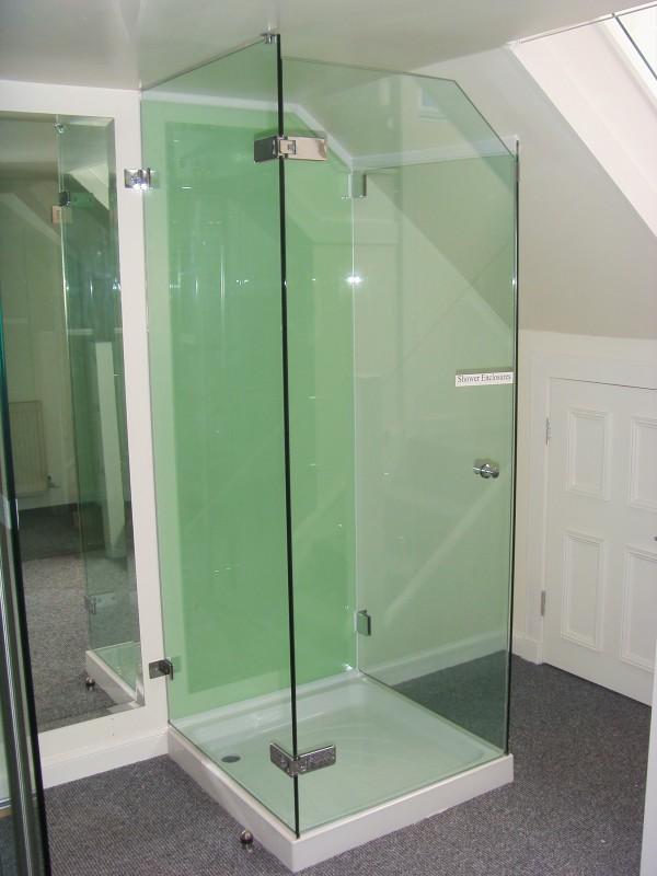 Shower Screen Showroom