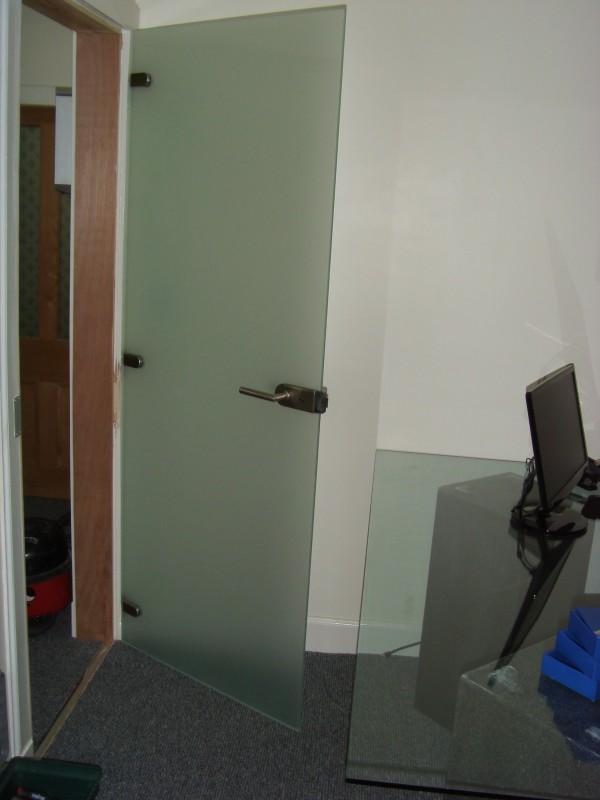 Door & Desk