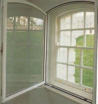 Arched Secondary Glazing