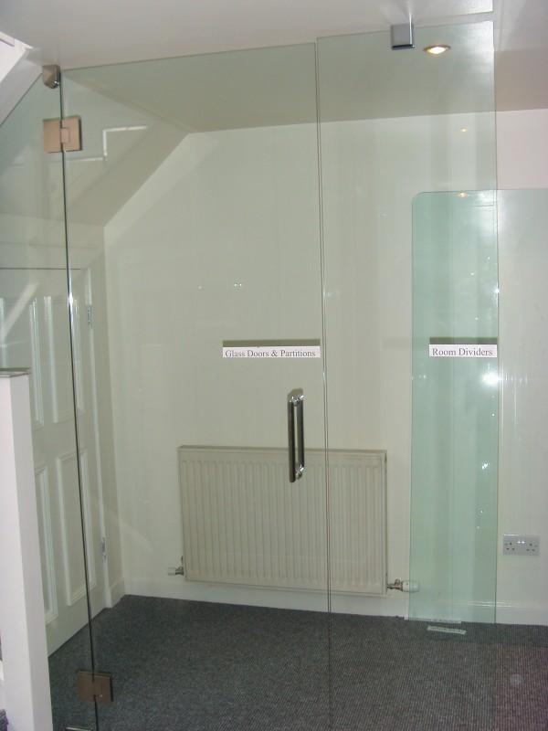 Glass Door Showroom 2