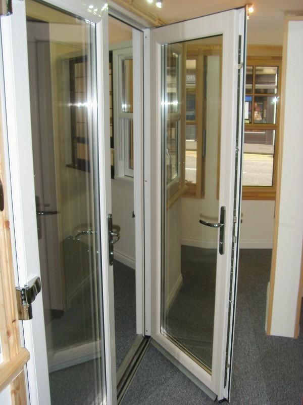 French Doors PVC