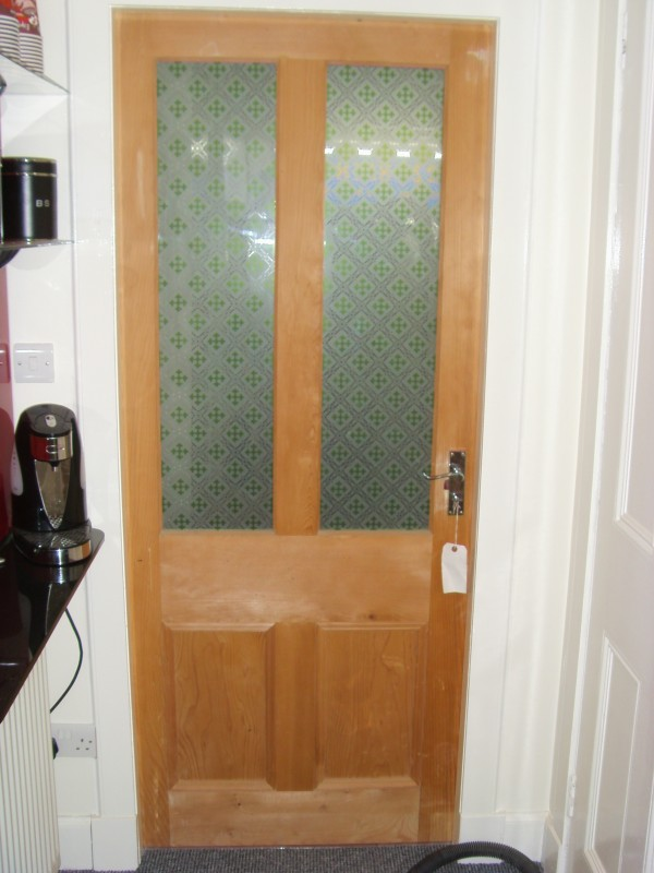 Barron Glass Door