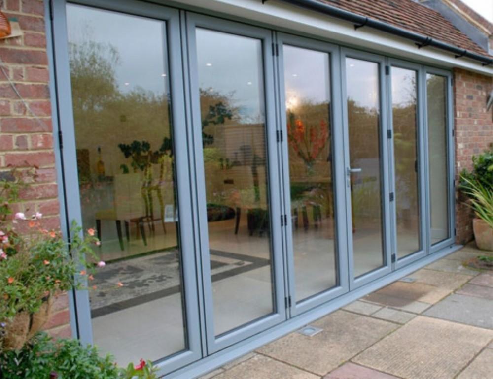 Bi Fold Doors PVC