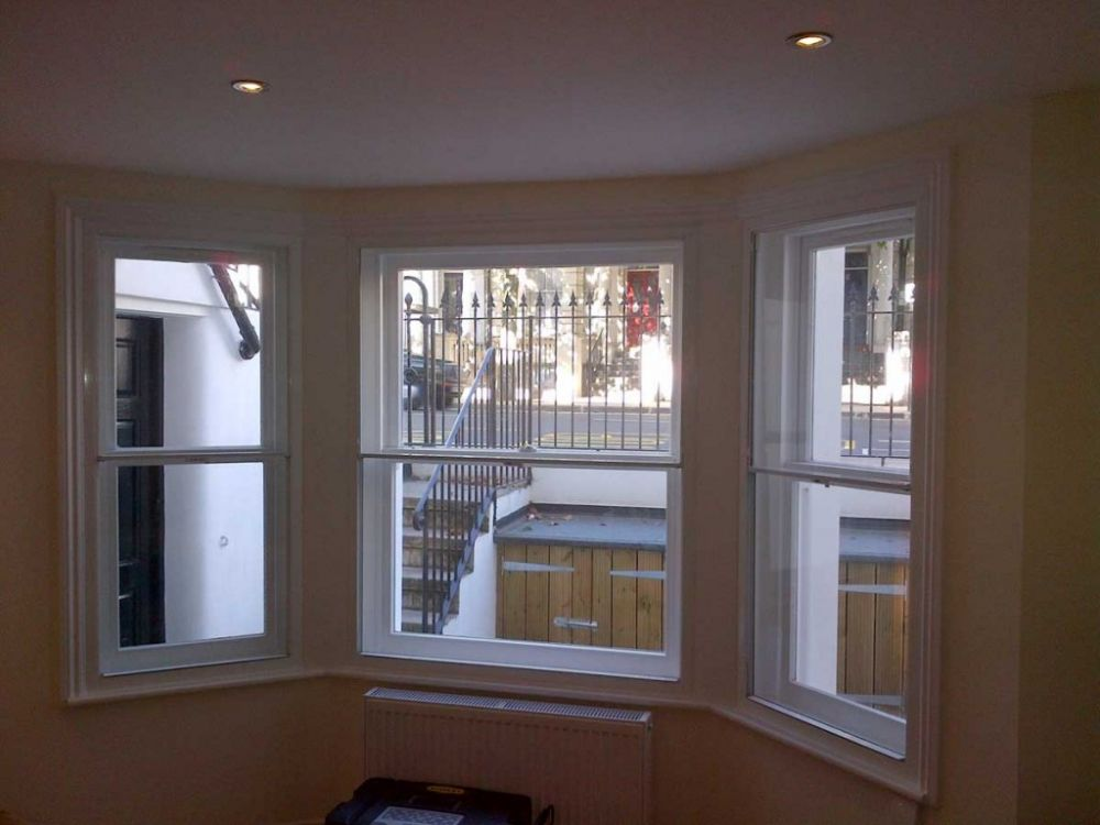 Secondary in a Bay Window