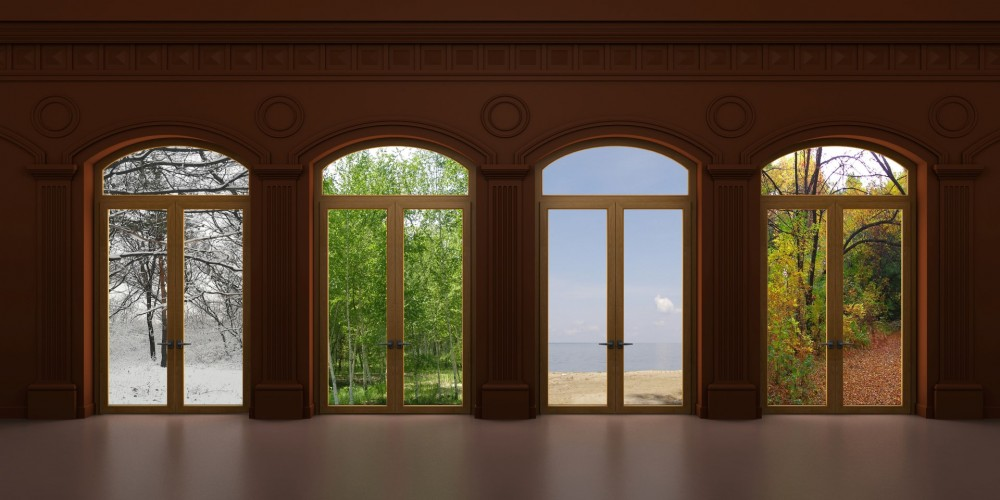 Doors for all seasons