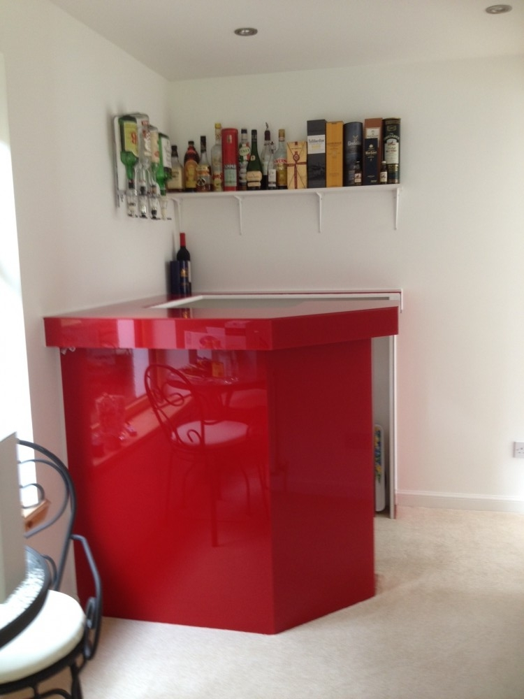 Red Glass Bar