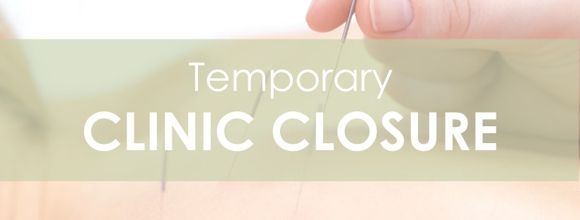 Temporary Clinic Closure
