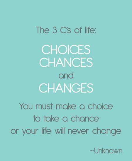 Too Many Choices?