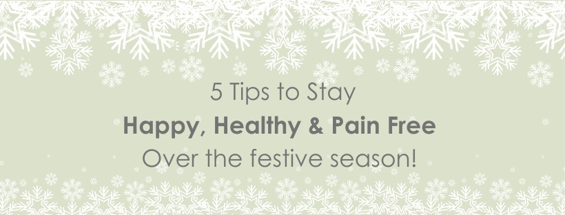 Have a Happy, Healthy December!