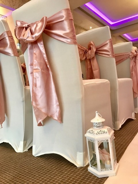 Sculpted chair covers
